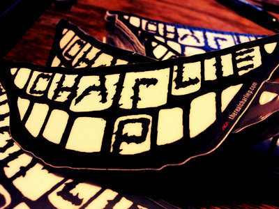 Crooked Smile Sticker main photo