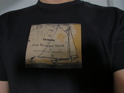 Josh Billings Voyage T-Shirt main photo