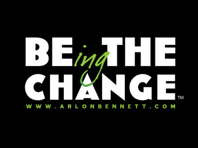 Being the Change T-shirt! main photo