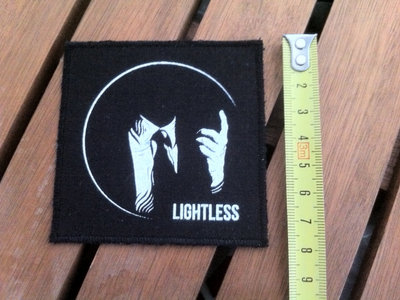 Lightless heat transfer patch main photo