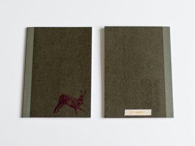 Cordelia Hare Jo Mango Notebook (A5) main photo