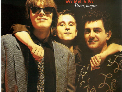 "Bien, mejor. single vinilo 7"" (1992) main photo"