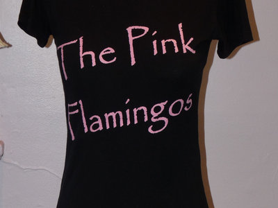 Pink Flamingos' Ladies T-Shirt main photo