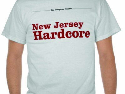 NJHC T SHIRT - ALL BENEFITS GO TO AID OUR BROTHERS AND SISTERS ON THE JERSEY SHORE main photo