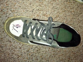 AUTOGRAPHED SHOE WORN BY SINGER CRAIG TAYLOR photo
