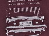 The ORC 5TRA Tshirt photo