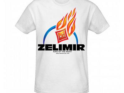 """""""ZELIMIR on FIRE !"""" T-Shirt main photo"""