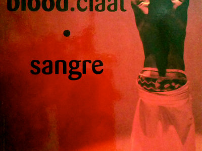 blood.claat/sangre (sold out) main photo