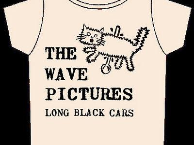 Long Black Cars t-shirt main photo