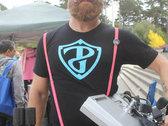 The Official DG Super Hero t-shirt photo