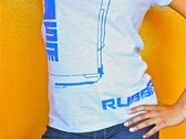 Rubberoom Rebooted T-shirt photo