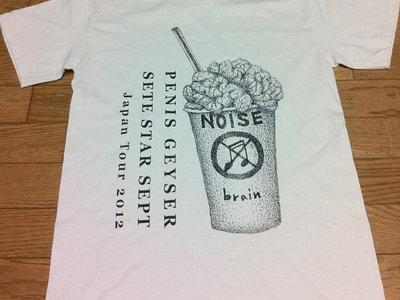 SETE STAR SEPT&PENIS GEYSER Japan tour shirt main photo