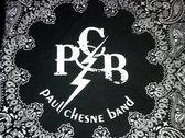 Paul Chesne Band Bandana photo
