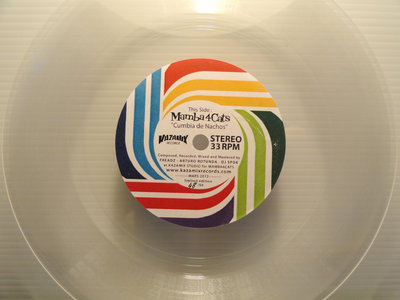 1- Transparent Vinyls 45T / 7 inch Mamba4cats main photo