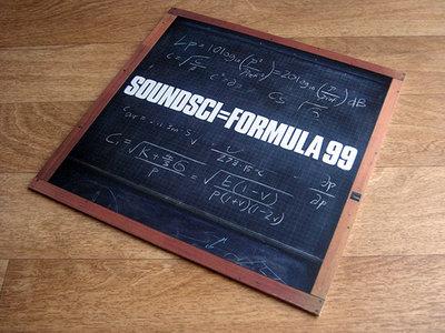 Soundsci Formula 99 Ltd 2LP SOLD OUT main photo
