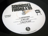 Soundsci Formula 99 Ltd 2LP SOLD OUT photo
