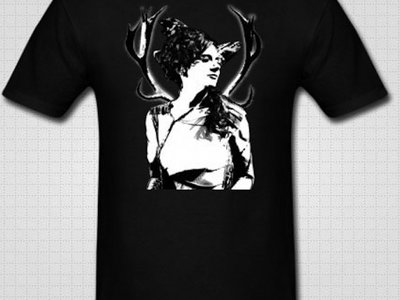 Sephyra Antlers T-Shirt main photo