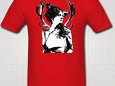 Sephyra Antlers T-Shirt photo