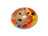 The Jumping Flea Circus Storybook + Compact Disc (CD) + Digital Album photo
