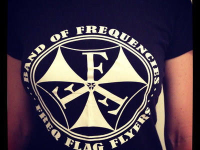 FREQ FLAG FLYER - Mens & Ladies T'Shirt main photo