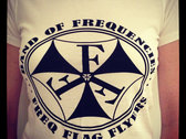 FREQ FLAG FLYER - Mens & Ladies T'Shirt photo