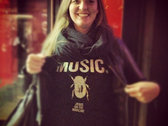 Music. T-shirts photo