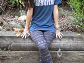 Unisex Aspen Tree Shirt (Indigo) photo