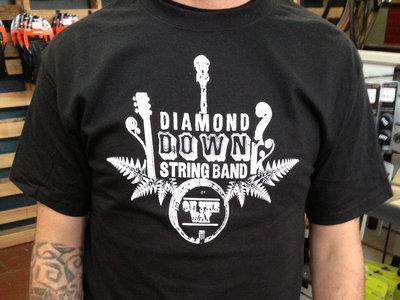Diamond Down On the Way T-shirt main photo