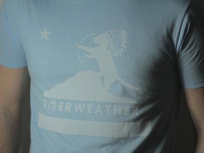 TW Brand T-Shirt Sky Blue main photo