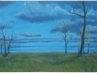"Painting: At  Work - ""Field"" main photo"