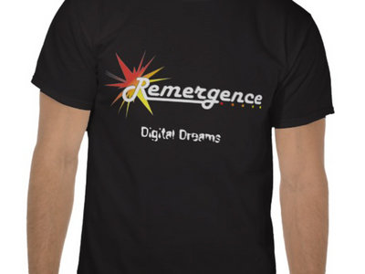 Remergence Digital Dreams T-Shirt main photo