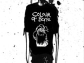 Colour Of Bone Black T-Shirt ***LIMITED EDITION photo