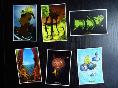 6 Postcards main photo