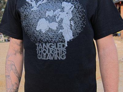 Deaden the Fields shirt - Black - L only main photo