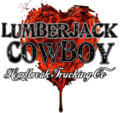 The Lumberjack Cowboy Heartbreak Trucking Company image