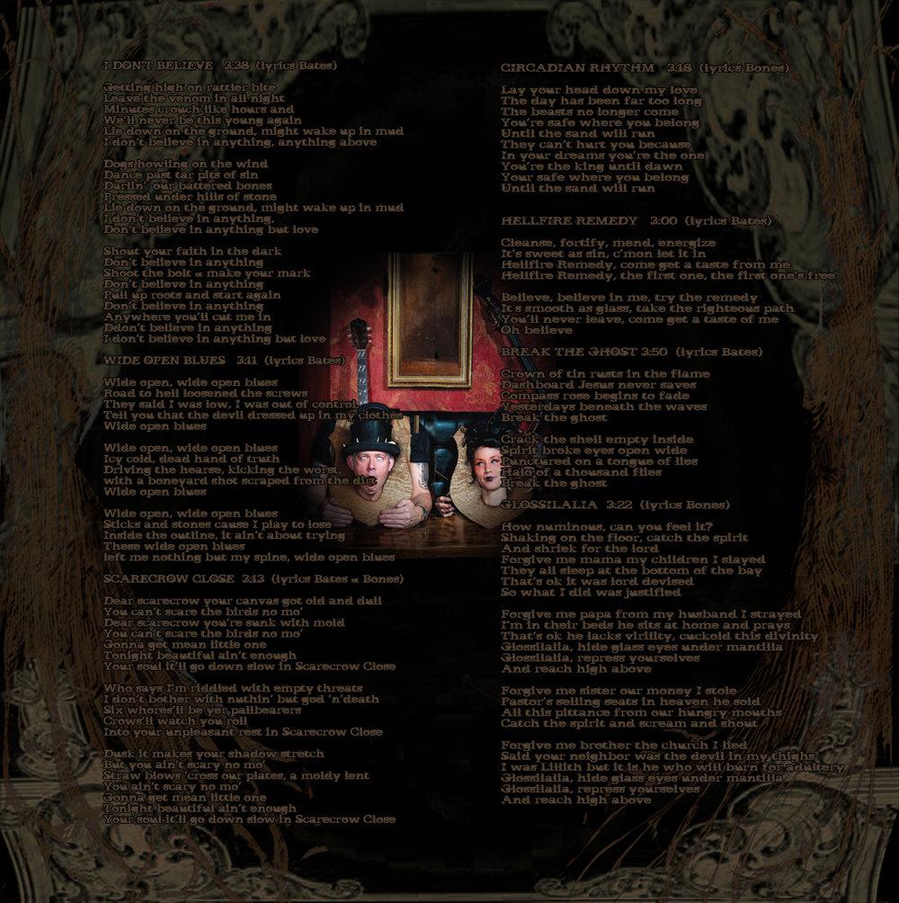 Hellfire Remedy | Big John Bates: Noirchestra