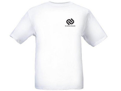 NVR Chest Logo T-Shirt White [FREE 35 Track DnB Compilation!] main photo