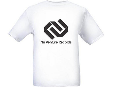NVR Central Logo T-Shirt White [FREE 35 Track DnB Compilation!] main photo