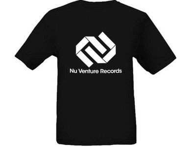 NVR Central Logo T-Shirt Black [FREE 35 Track DnB Compilation!] main photo
