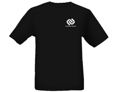 NVR Chest Logo T-Shirt Black [FREE 35 Track DnB Compilation!] main photo