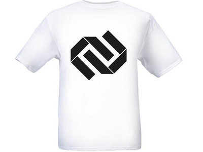NVR Central Icon T-Shirt White [FREE 43 Track DnB Compilation!] main photo
