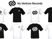NVR Chest Icon T-Shirt Black [FREE 31 Track DnB Compilation!] photo