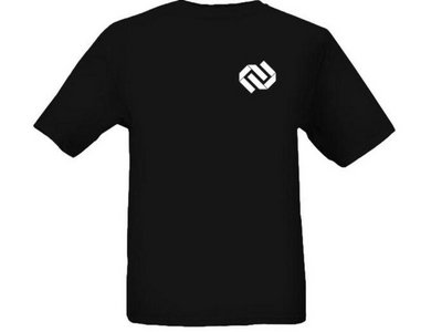 NVR Chest Icon T-Shirt Black [FREE 31 Track DnB Compilation!] main photo