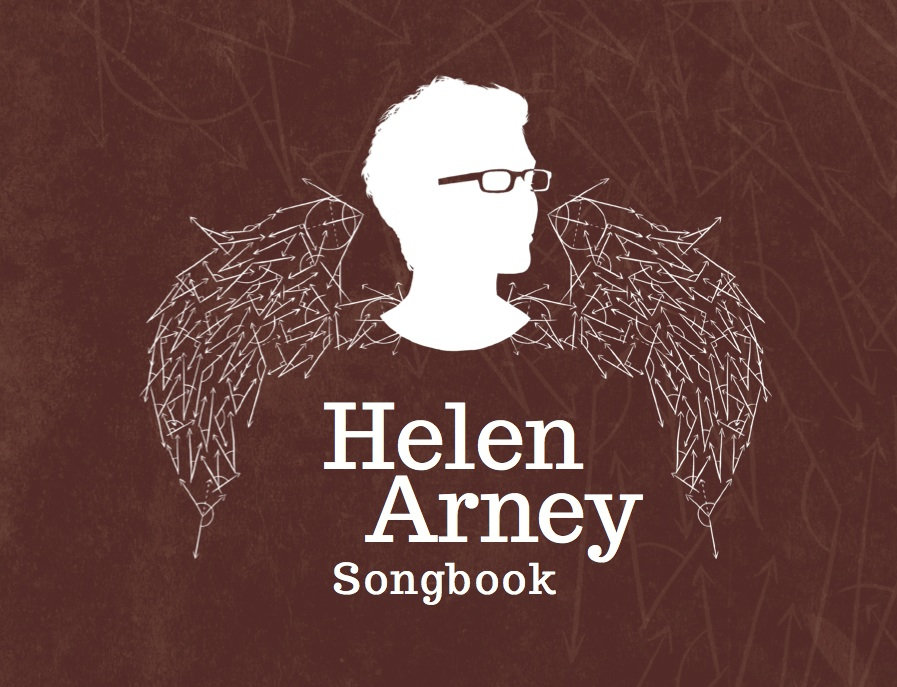 Helen Arney Songbook Words Chords For Uke Guitar Or Piano