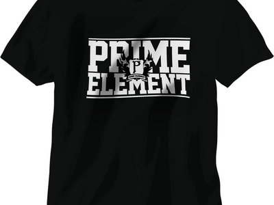 PRIME ELEMENT T-SHIRT (BOLD BLOCK) main photo