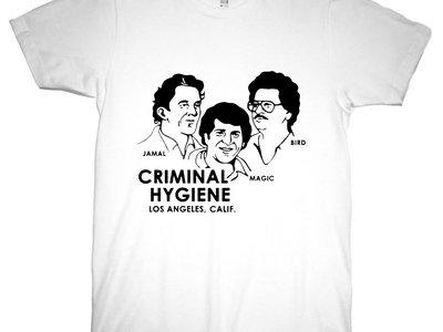 Criminal Hygiene 70s Classy Tee main photo
