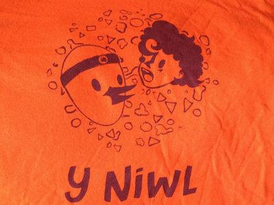 Bird T-shirt in orange main photo