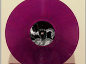 "12"" Clear Purple Vinyl / T-Shirt / Digital Album Bundle photo"