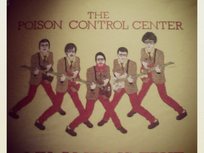 The Poison Control Center My Ames Is True Shirt main photo
