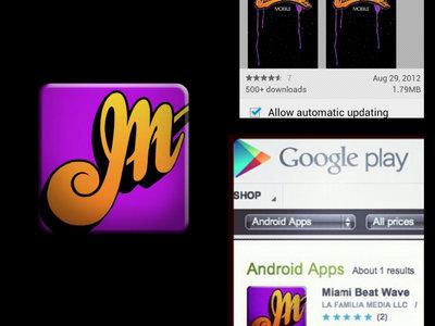 Miami Beat Wave Android App (Google Play) main photo